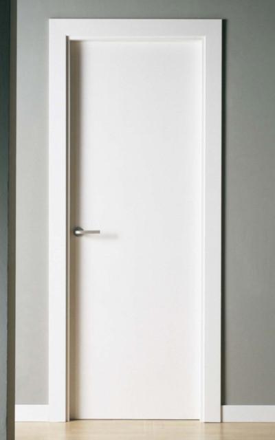 Puerta lisa lacada maderas garcia diego - Precios puertas lacadas en blanco ...