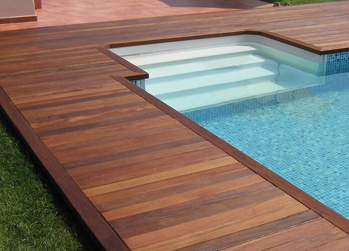Tarima ipe 141x21 maderas garcia diego - Tarima para piscinas ...