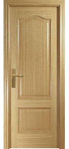 Modelo capilla tm roble barnizada maderas garcia diego - Molduras para puertas ...