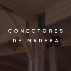 Conectores de madera