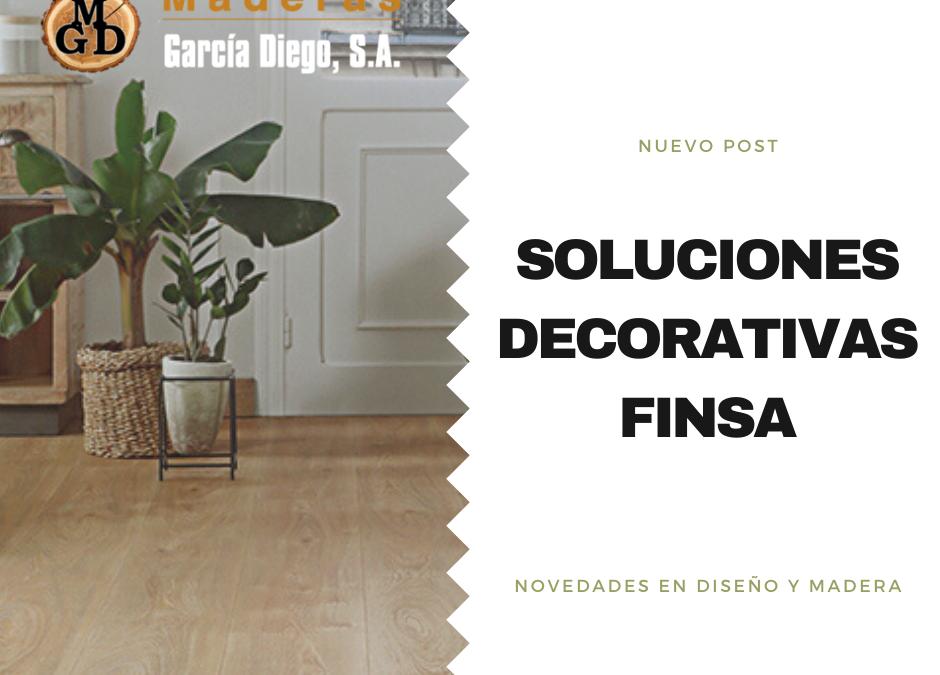 Soluciones decorativas FINSA