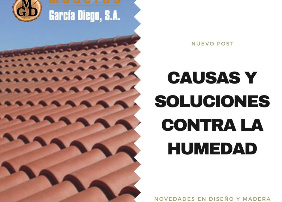 Causas y soluciones contra la humedad y la condensación