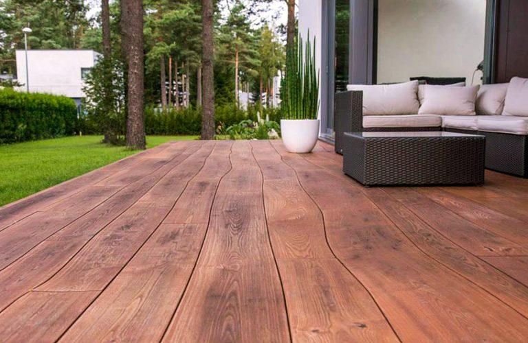 Tratamientos para madera exterior