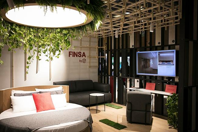 Materiales FINSA en Hospitality