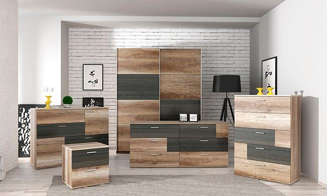 5 formas de combinar maderas