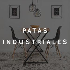 Mesas, sillas y estanterías industriales