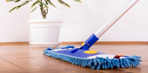 Cómo limpiar un suelo de madera